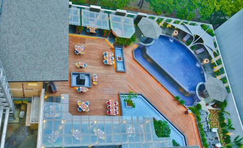 The residency towers coimbatore formerly the residency for Page 3 salon coimbatore