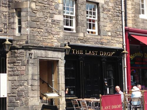 Grassmarket Old Town Vacation Apartment