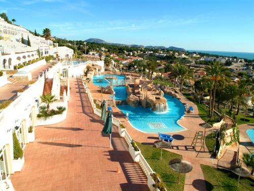 AR Imperial Park Spa Resort, hotel en Calpe
