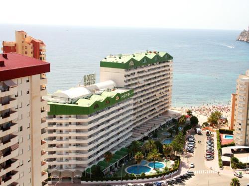 Отель AR Roca Esmeralda & Spa Hotel 3 звезды Испания