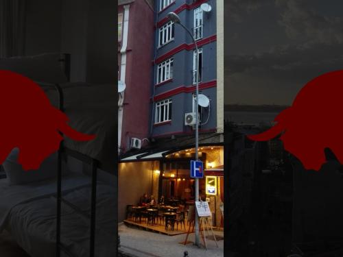 Bristol Hostel, Istanbul