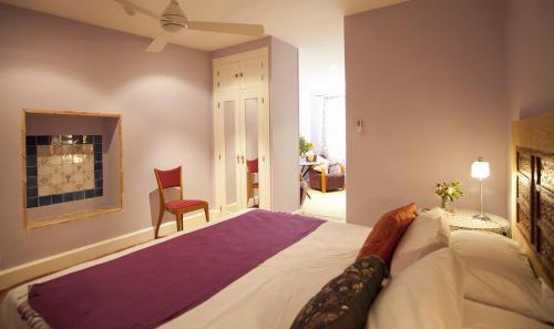 Superior Double Room - single occupancy La Torre del Visco - Relais & Châteaux 3