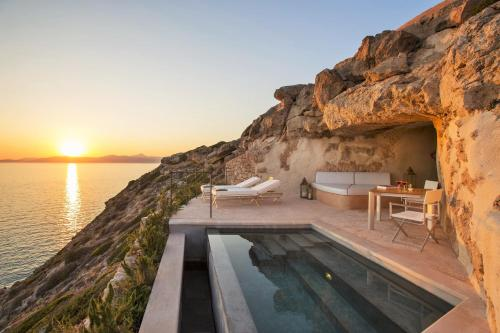 Deluxe Doppelzimmer mit Meerblick Cap Rocat, a Small Luxury Hotel of the World 1