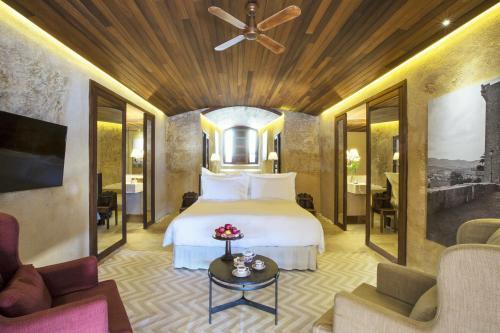 Deluxe Doppelzimmer mit Meerblick Cap Rocat, a Small Luxury Hotel of the World 2