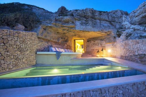 Habitación Doble Deluxe con vistas al mar Cap Rocat 7