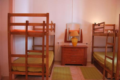 Etagenbett im Schlafsaal - gemischt (Bunk Bed in Mixed Dormitory Room)