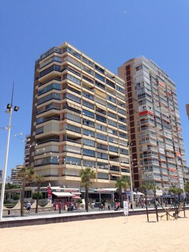 Apartamentos carolina arca rent benidorm costa blanca - Apartamentos carolina benidorm ...