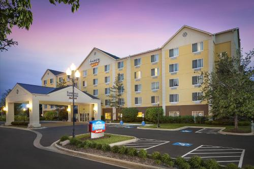 Fairfield Inn And Suites By Marriott Midway Airport Il 60638