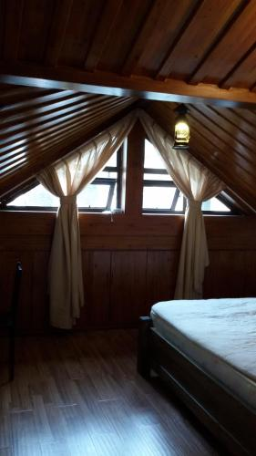 King Room with Timber Roof