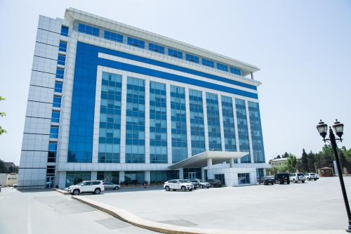 Stay at Caspian Business Hotel