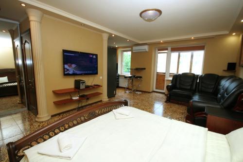 Pechersk Apartment in Kiev Center, Kijów
