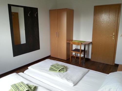 Banyolu Çift Kişilik Oda (Double Room with Bathroom)