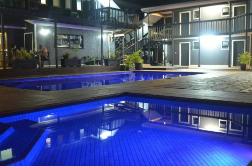 Travellers Point Hotel, Apia