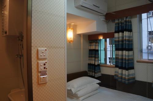Hong Kong Piaget Hotel front view