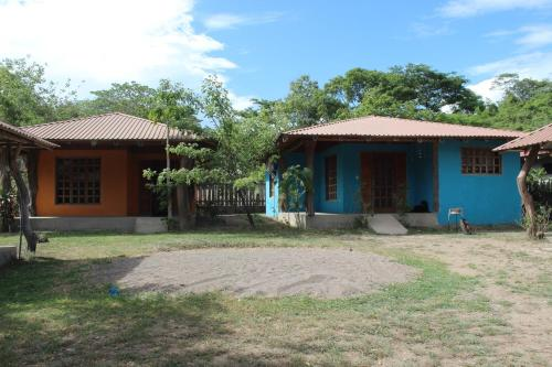 Villas Nayuribe front view