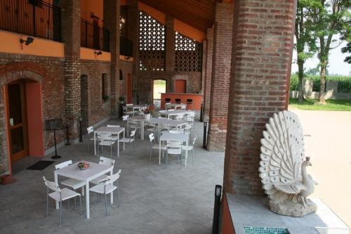 foto Antica Cascina Ostello di Borghetto (Mairago)