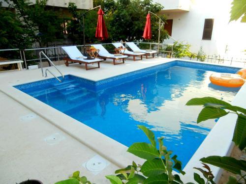 Отель Apartments Cordis 4 звезды Хорватия