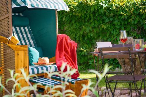 Отель Ferien Apartments Kühlungsborn 0 звёзд Германия