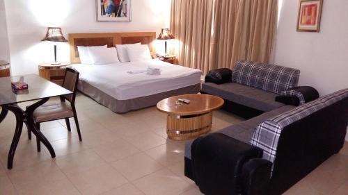 Ya Hala Furnished Apartments front view