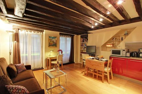Parisian Home - Appartements Montorgueil, 1 bedroom