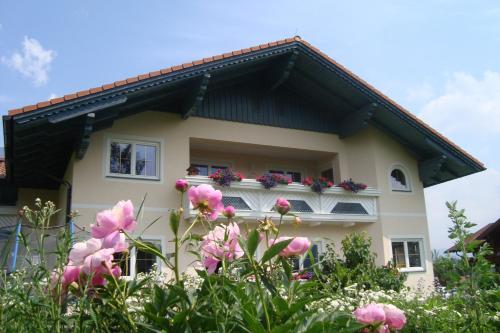 Appartement Alpenblume - Studio-Apartment mit Balkon