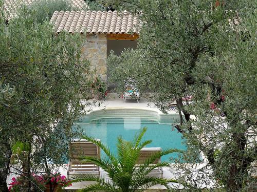 Villa Avec Piscine Callas