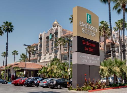 Embassy Suites Hotel Los Angeles-Downey