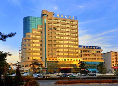 Отель Yanbian Lvyuan Hotel 4 звезды Китай