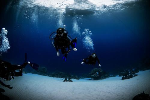Kosrae Nautilus Resort, Yepan