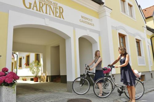 Weingut G�stehaus Nationalparkhof Gartner
