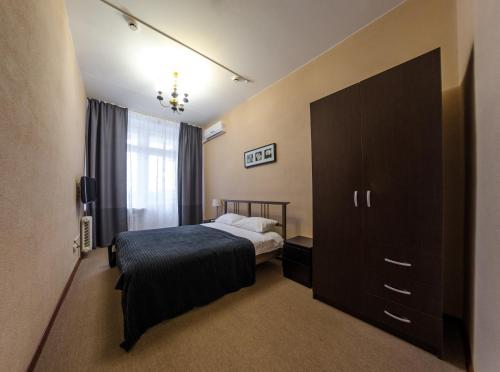 Apartmá typu King s balkonem (King Suite with Balcony)