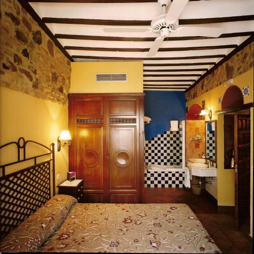 Rustic Double Room Hotel Spa La Casa del Rector 2