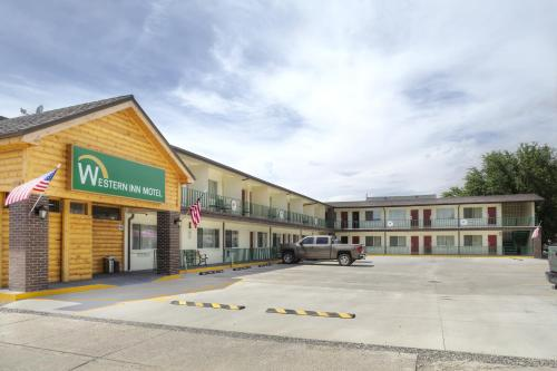 Western Inn Motel MT, 59101