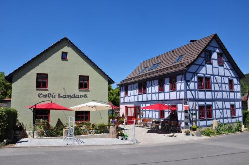 Café Landart Im Thüringer Finistere