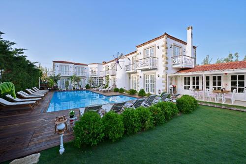 Отель Bay C 0 звёзд Турция
