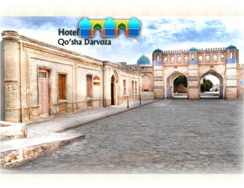 HotelQosha Darvoza