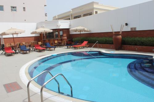 Four Points by Sheraton Bur Dubai photo 71