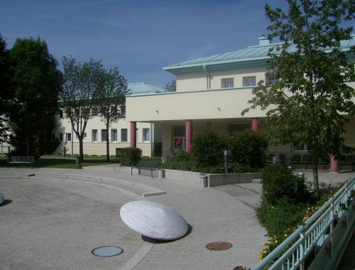 Junge Hotels Obertrum front view