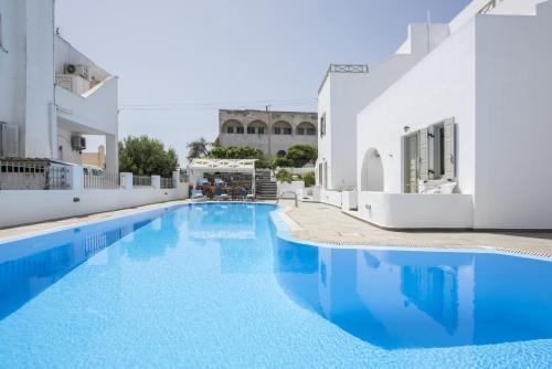 Отель Nissos Thira 2 звезды Греция