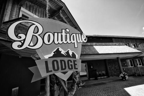 Отель Boutique Lodge 0 звёзд Австрия