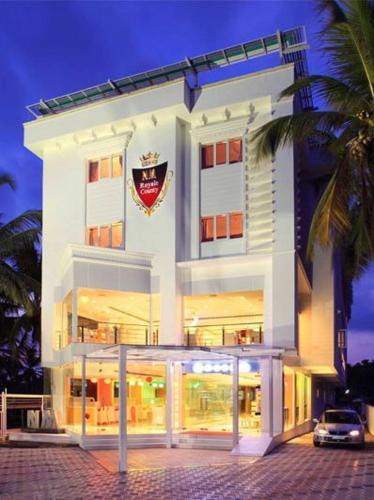 Отель NM Royale County 4 звезды Индия