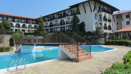 Manastira Vlas Apartments