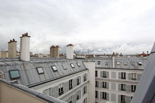 Apartment mit 1 Schlafzimmer -108283- Rue Paul Baudry (One-Bedroom Apartment -108283- Rue Paul Baudry)