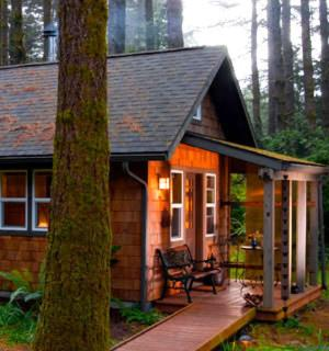 Photo of WildSpring Guest Habitat Hotel Bed and Breakfast Accommodation in Port Orford Oregon