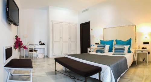 Habitación Doble Clásica - 1 o 2 camas Hotel La Fonda 17