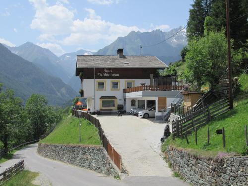 Ferienhaus Fichtenheim - Apartment mit 1 Schlafzimmer
