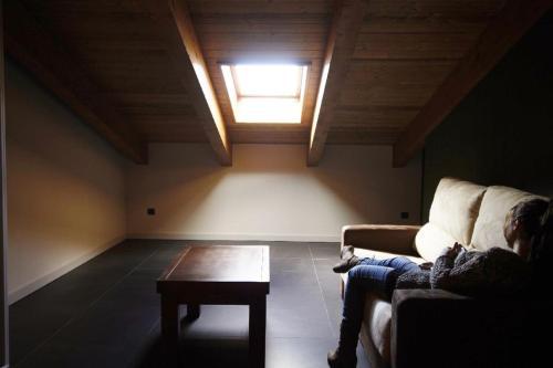 Habitación Dúplex - No reembolsable Hotel Spa Aguas de los Mallos 13