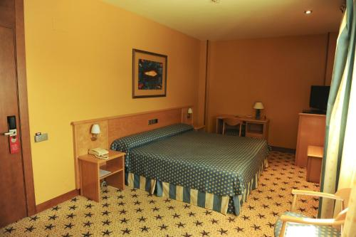 Cameră dublă sau twin cu pat suplimentar (2 adulţi + 1 copil) (Double or Twin Room with Extra Bed (2 Adults + 1 Child))