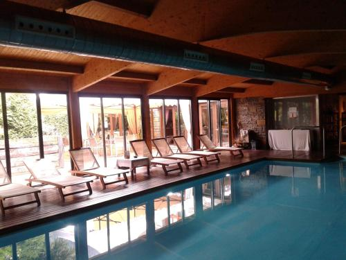 Double or Twin Room with Spa Access Hotel & Spa Casa Irene 3