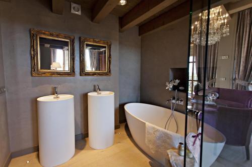Suite mit Bergblick La Vella Farga Hotel 4